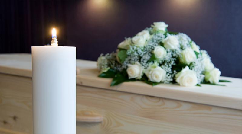 Preparar o funeral